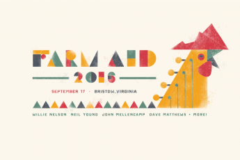 Farm Aid 2016 to Feature Jamey Johnson with Special Guest Appearance by Alison Krauss