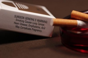 tobacco warning