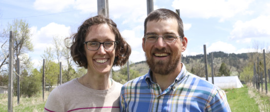 Homegrown Stories: Jeremy Smith and Trish Jenkins of Cycle Farm