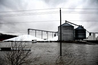 Sierra Club Members Join Farm Aid in Supporting Flooded Farmers